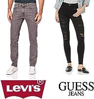 40% en jeans y pantalones Tommy Hilfiger, Nautica, CK, Levis y más