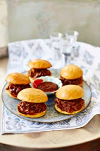 Shredded beef, sliders