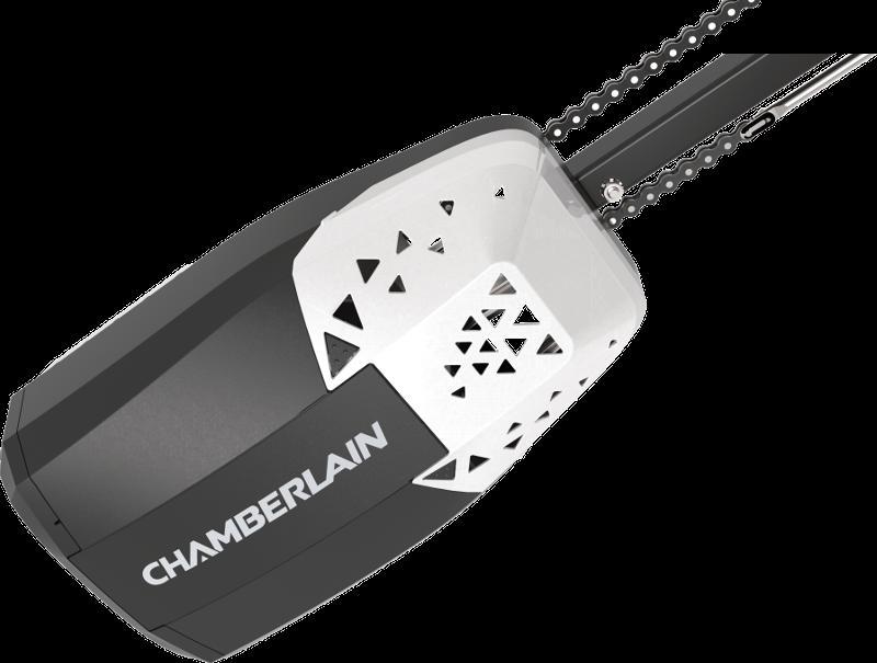 Abrepuerta De Garaje Chamberlain Defender 1 2 Hp Amazon