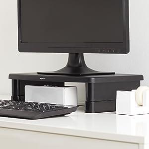 Amazon Basics Soporte Ajustable para Monitor 2ad1a9f1 c0da 46bb ba5d db538b9462cf