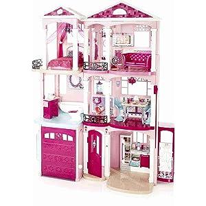 barbie casa de los sueos