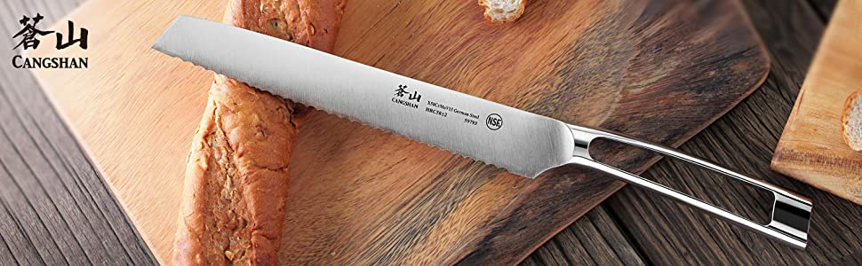 chef knife kitchen knife bread knife cleaver knife block set chef's knife paring knife santoku knife