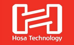 Hosa Technology 2 x 6.35mm TS/2 x 6.35mm TS - audio cables (2 x 6.35mm ...