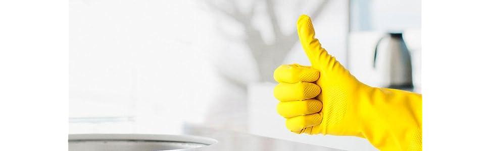 guantes,afelpados,scotch-brite,guantes de cocina,cocina,