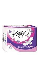 kotex, cotex, toalla femenina, toalla sanitaria