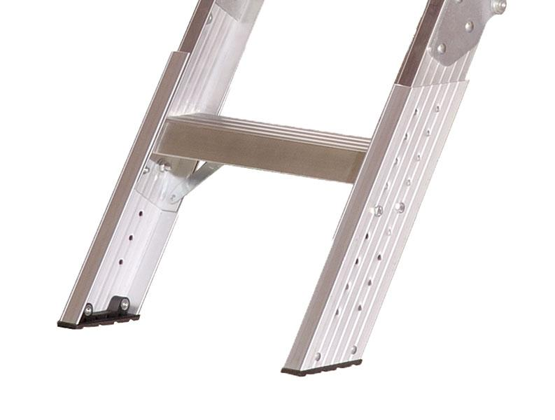 Louisville escalera aa229gs elite escalera de aluminio for Escaleras aluminio amazon