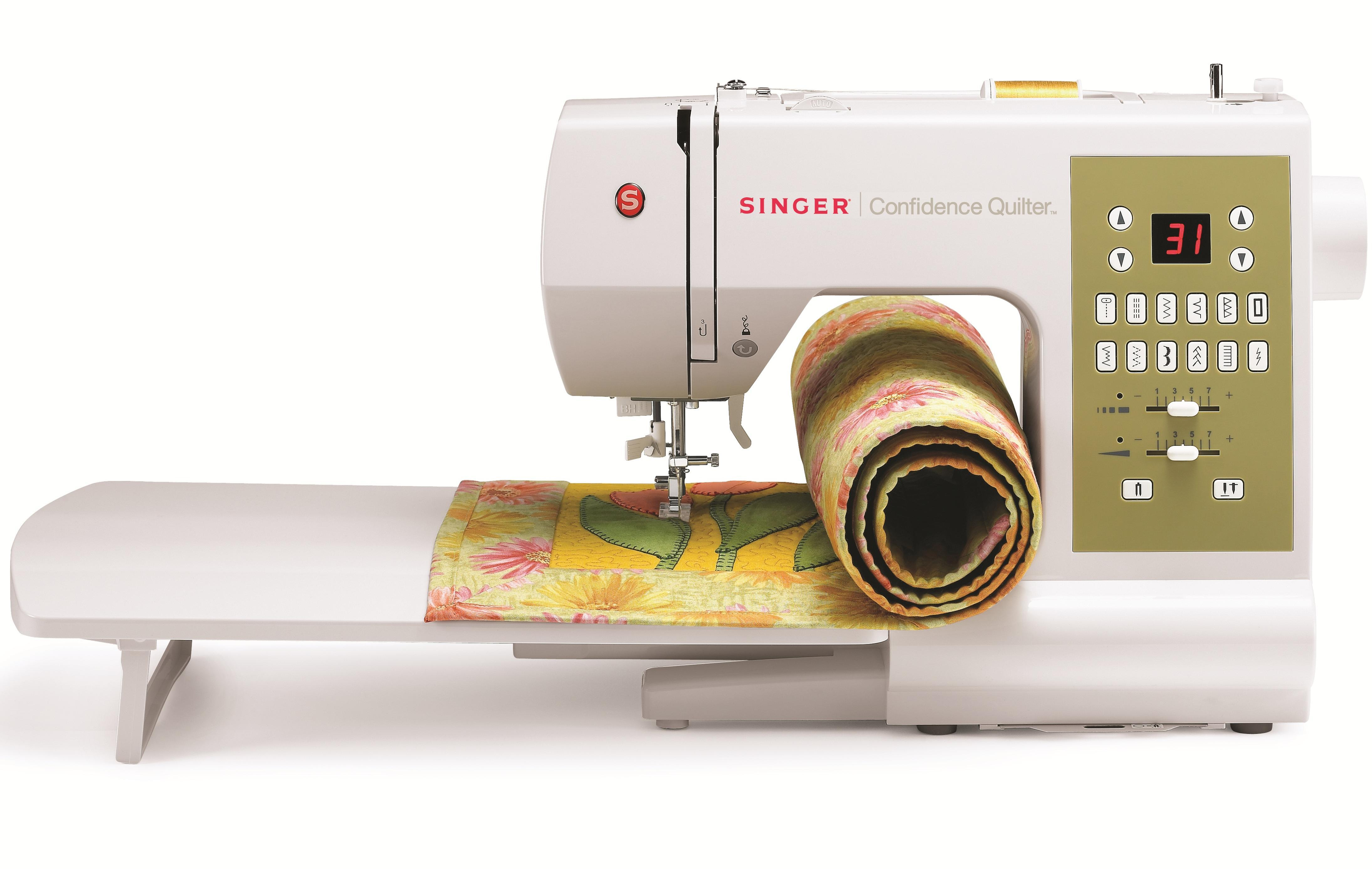 Singer Confidence Quilter M 225 Quina De Coser Lcd