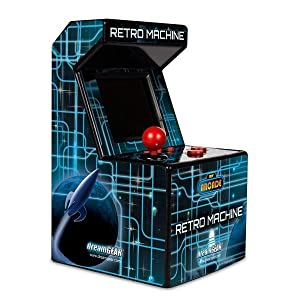 My Arcade Retro Machine Gaming System with 200 Built-In Video Games