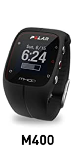Polar M400 GPS Sports Watch and Activity Tracker