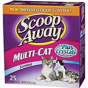 Scoop Away Arena Gatos Higiene