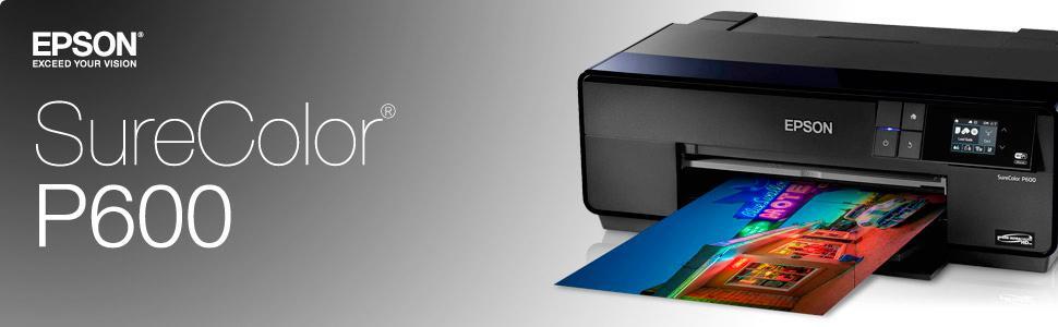 Epson SureColor P600 Inkjet Printer