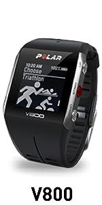Polar V800 GPS Sports Watch w/ Activity Tracker