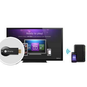 Chromecast support, Roku, Apple TV, Samsung TV