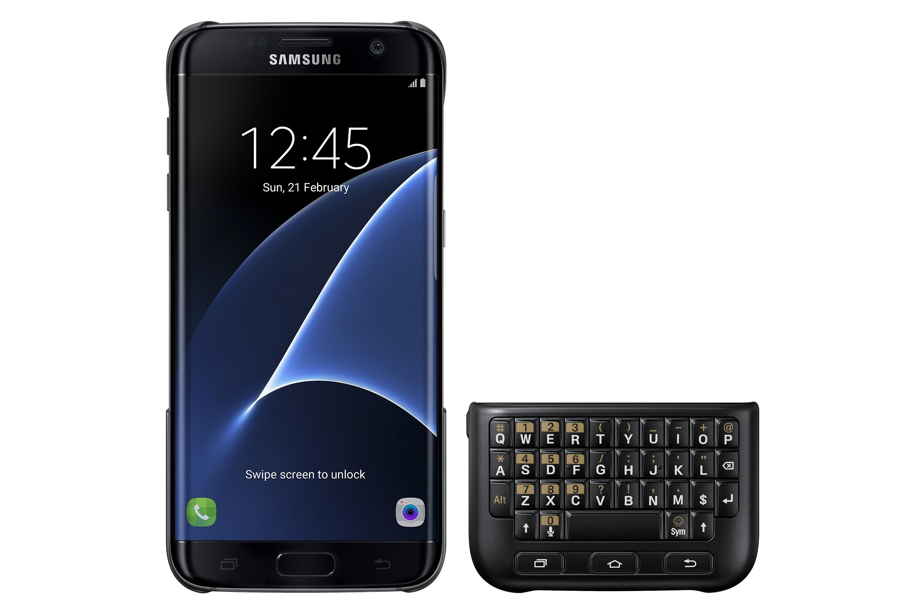 how to change keyboard color on galaxy s7 edge