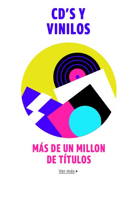 CD's y Vinilos