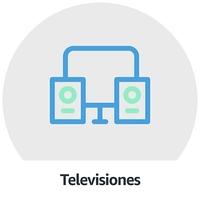 Televisiones y entretenimiento