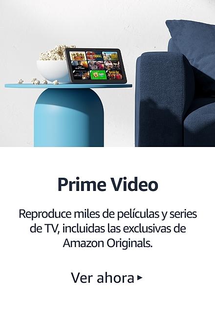 Prime Video Mira miles de películas y programas de TV en línea, incluidos los Amazon Originals. Mira ahora