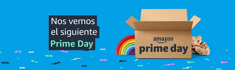 Te esperamos el sigueinte Prime Day