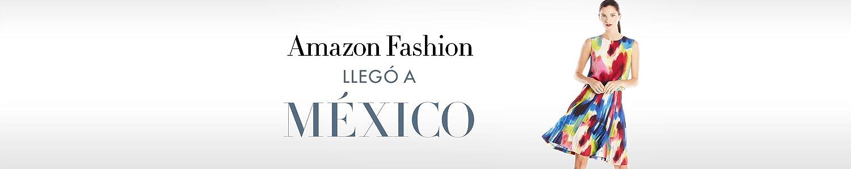 Amazon Fashion llegó a México