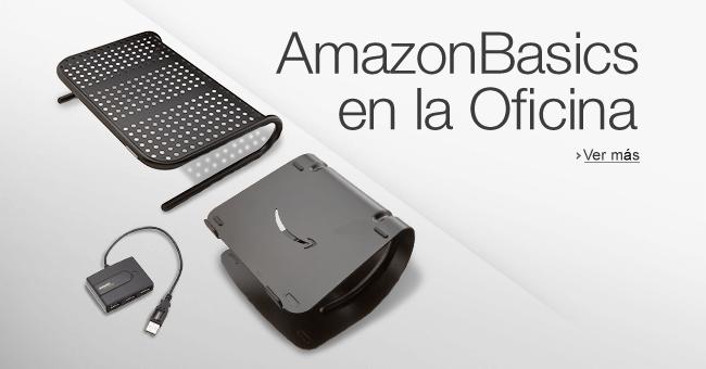 AmazonBasics en la Oficina