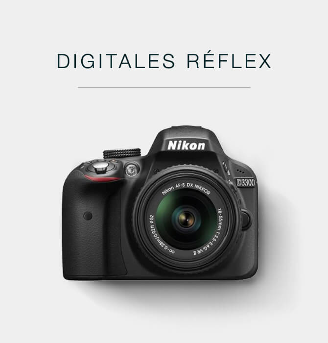 Cámaras Digitales Réflex