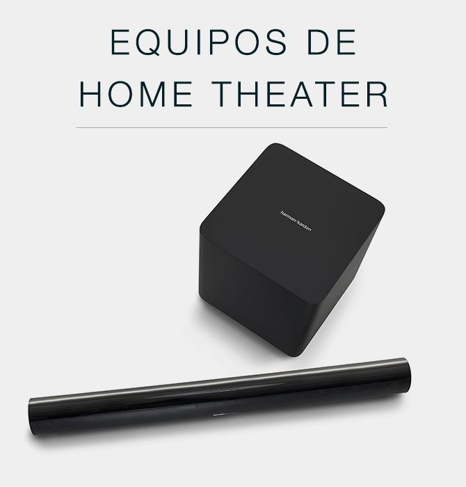 Equipos de Home Theater