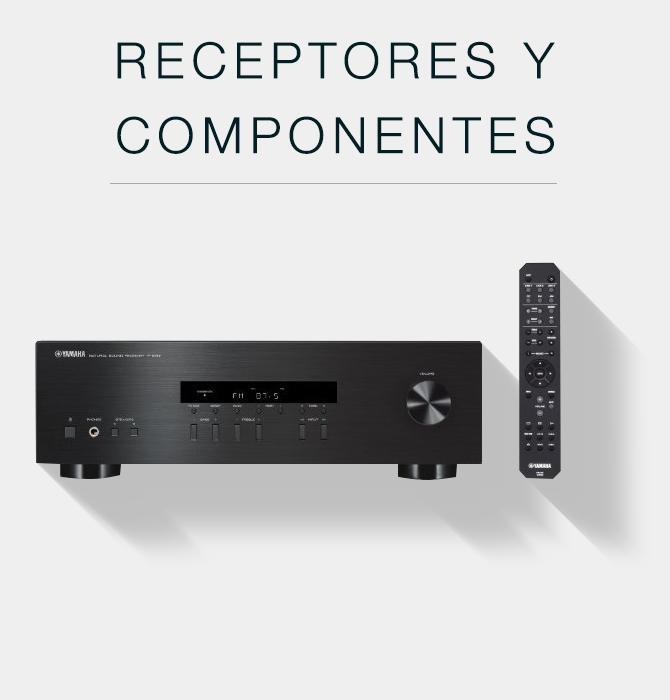 Receptores y Componentes