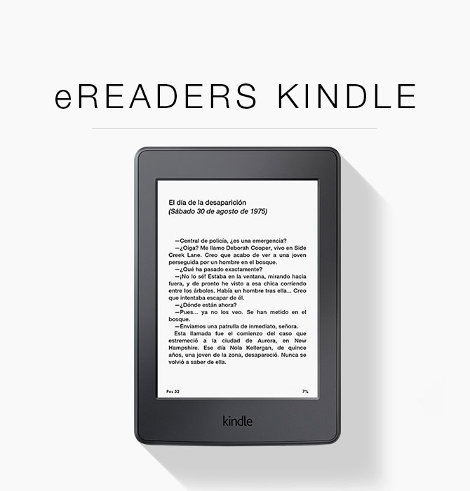 eReaders Kindle