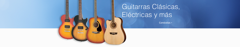 Todo en Guitarras