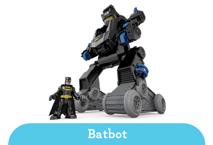 Fisher Price Imaginext Batbot