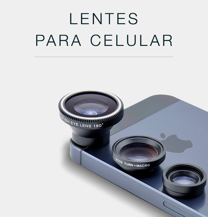 LentesPara Celular