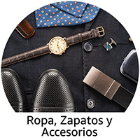 ropa zapatos y accesorios