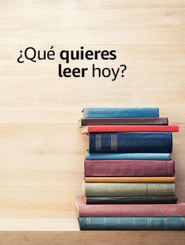 ¿qué quieres leer hoy?