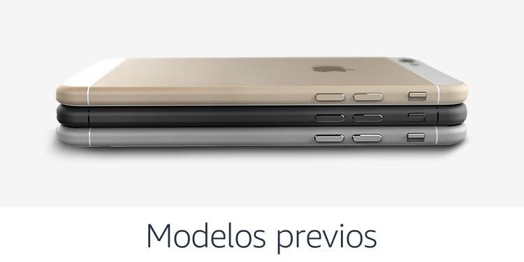 Modelos previos de Iphone