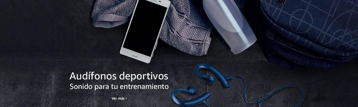 Audífonos Deportivos