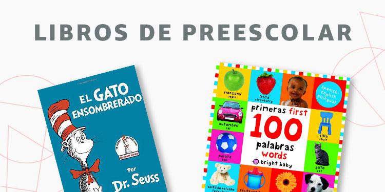 libros de preescolar
