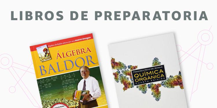 libros preparatoria