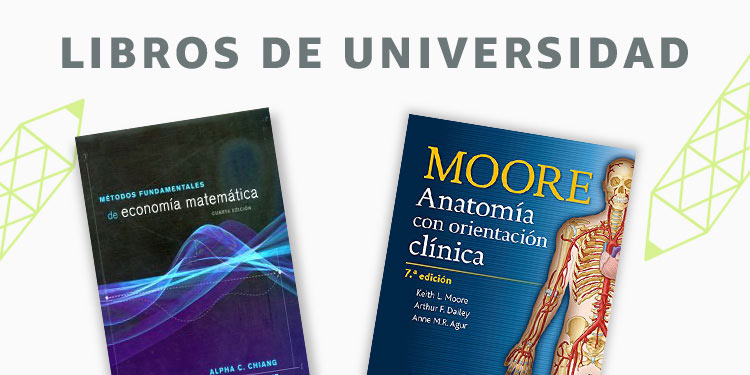libros universidad