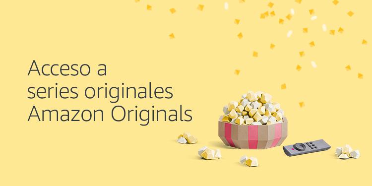 Acceso a Amazon Originals