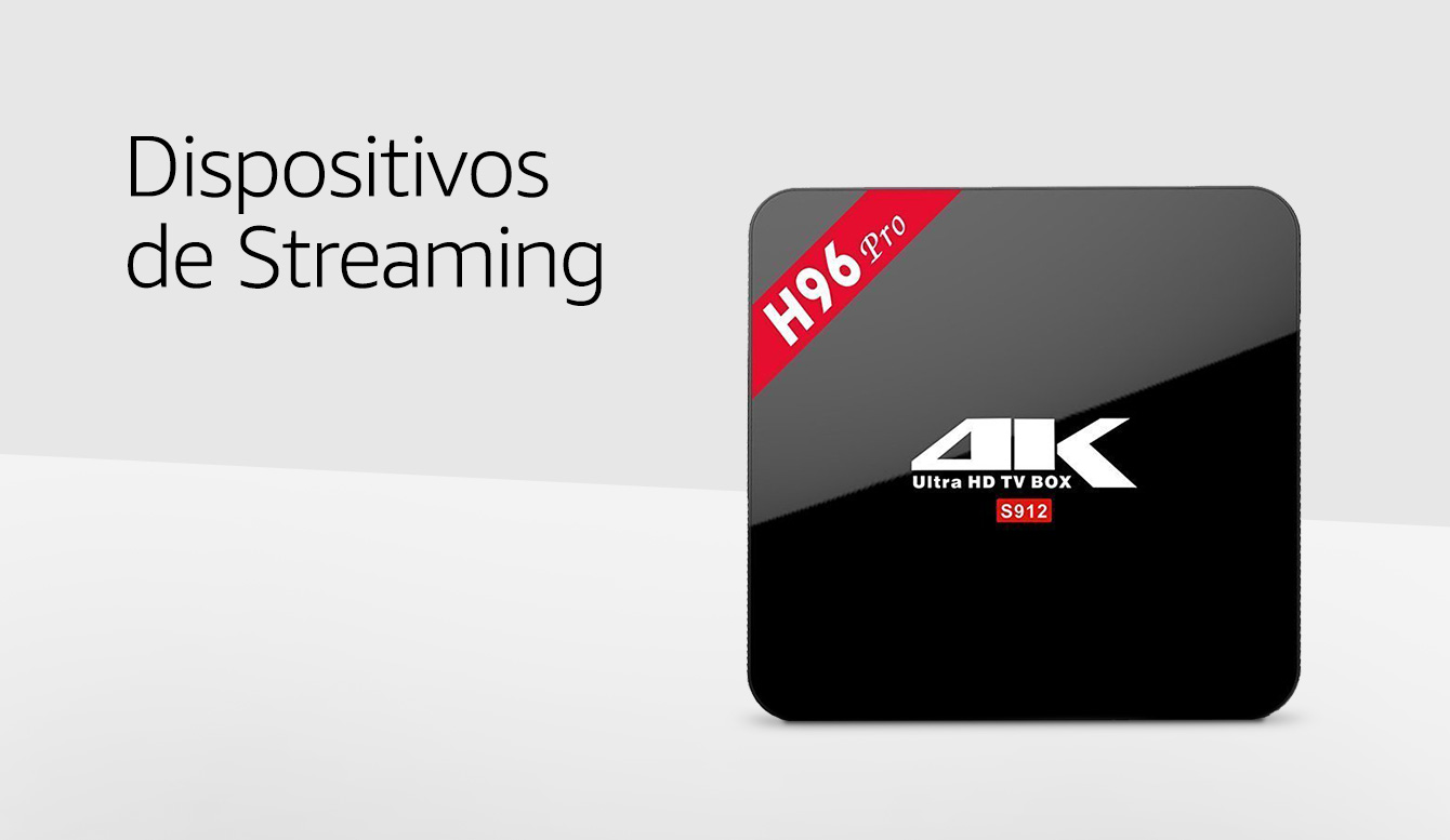 Dispositivos de Streaming