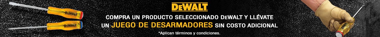 Promo Dewalt