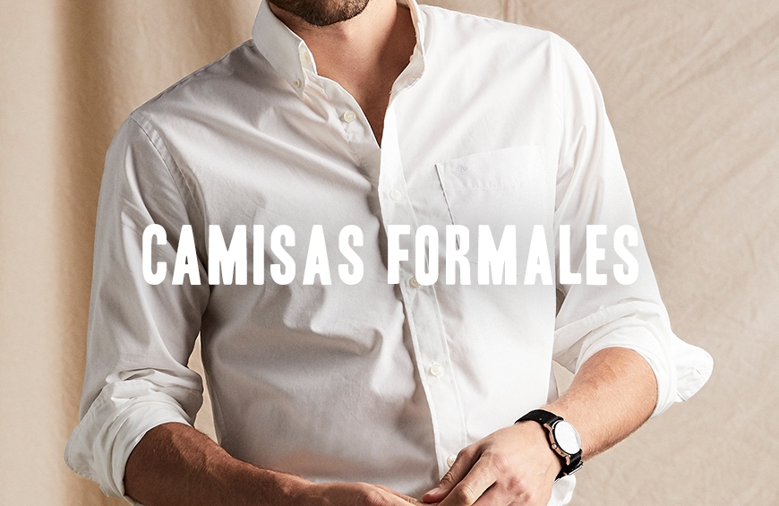 Camisas Formales