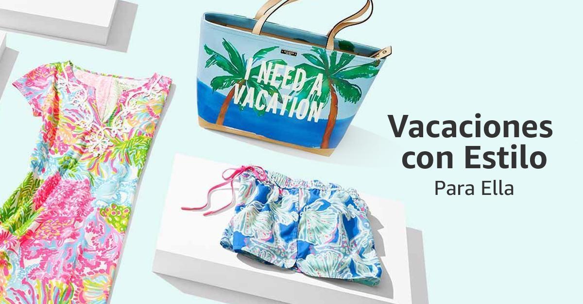Vacaciones con estilo para ella