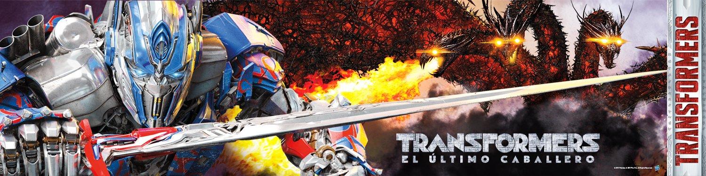 Transformers El Último Caballero