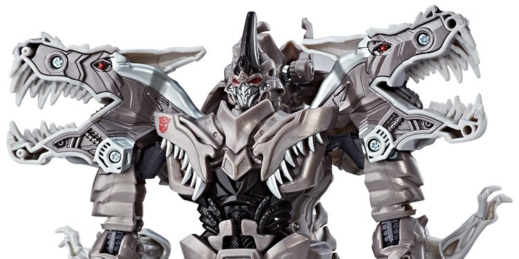 Transformers Figura Quick Step - Grimlock