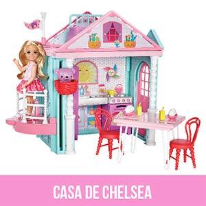 Barbie Casa de Chelsea