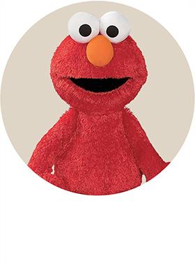 Elmo y amigos