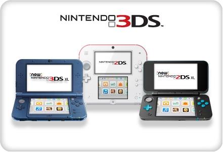 Nintendo Portátiles