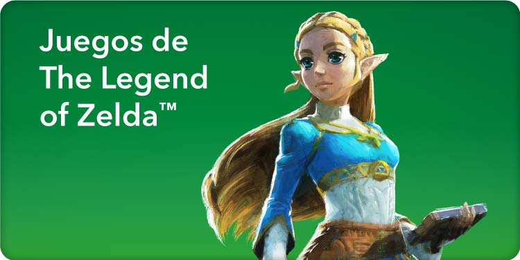 Juegos de The Legend of Zelda
