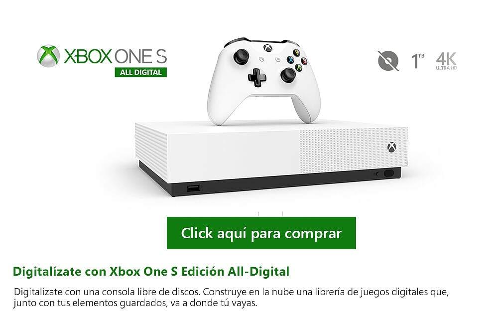 Xbox One S Top 1